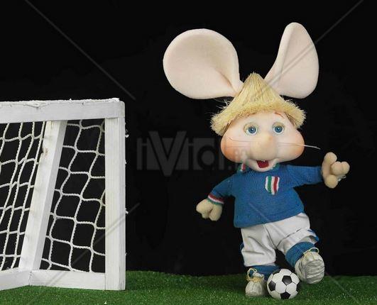 Topo Gigio - Ronaldinho
