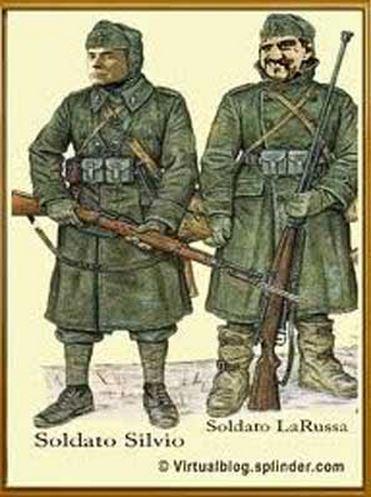 Militari italiani - soldato Silvio, soldato LaRussa