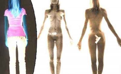 Body Scanner non rispetta la privacy