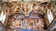 Amazing Virtual Tour of the Sistine Chapel  Click image to enter 360° virtual tour of the Sistine Chapel is extremely detailed The Sistine Chapel in the Vatican, it's one of the triumphs of Renaissance painting. The chapel's walls were frescoed by Raphael, Bernini, and Sandro Botticelli. And then, between 1508 […]