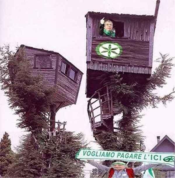 Lega Ici - Casa sull'albero