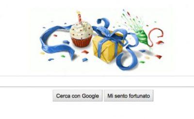 Google compleanno personalizzato