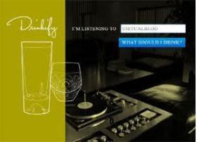 Drinkify, generatore automatico di cocktail, per accompagnare l'ascolto della tua musica preferita
