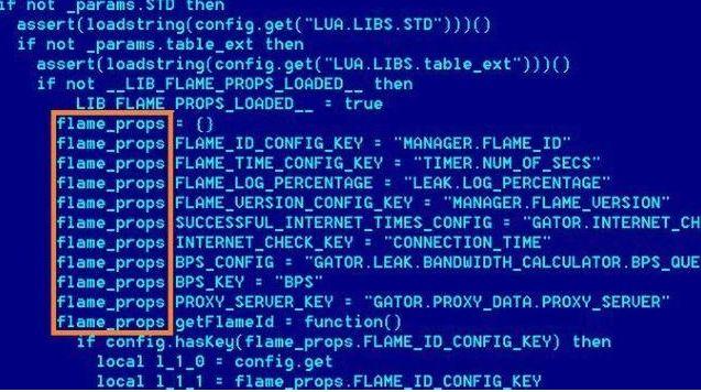 flame virus cyber
