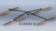 La scorsa estate un gruppo di studenti della A. James Clark, Scuola di Ingegneria dell'Università del Maryland, ha creato un elicottero a propulsione umana chiamato Gamera, con la spinta delle gambe sui pedali, riuscirono a farlo sollevare da terra per 11 secondi. Non male. Ieri il loro Gamera II è […]