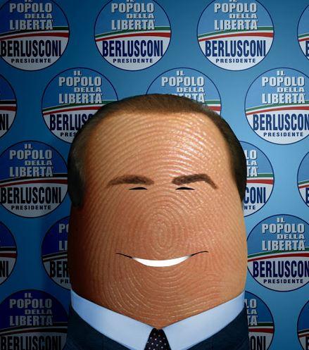 Berlusconi sua Altezza