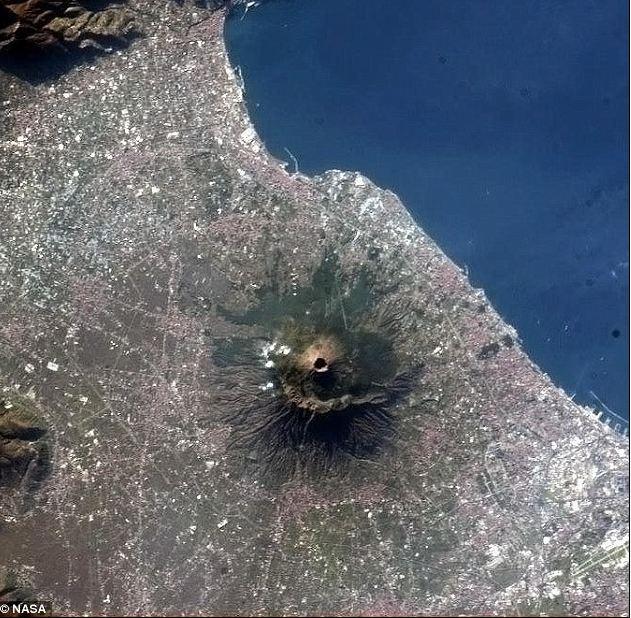Vesuvio - Nasa