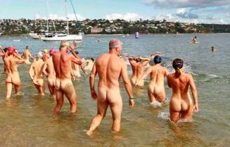 Nudist club Australian