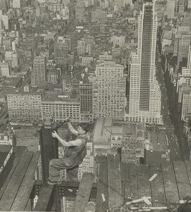 Empire State Building costruzione