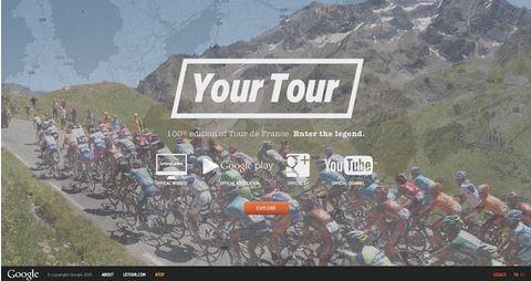 Your Tour clicca l'immagine per il Tour interattivo