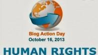 Invito di Repost, unitevi a noi per il Blog Action Day il 16 ottobre 2013. Siamo lieti di collaborare con gli organizzatori del Blog Action Day, un evento annuale gratuito il cui scopo dal 2007 è di unire i blogger di tutto il mondo per sensibilizzare e stimolare la discussione […]