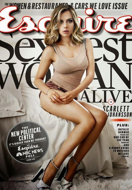 Scarlett Johansson donna più sexy del mondo 2013 - clicca la foto per vedere altre immagini