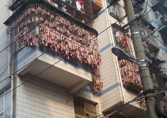 Pancetta balcone cinese - clicca l'immagine per vedere altre foto