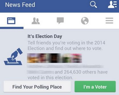 I'am voter Facebook