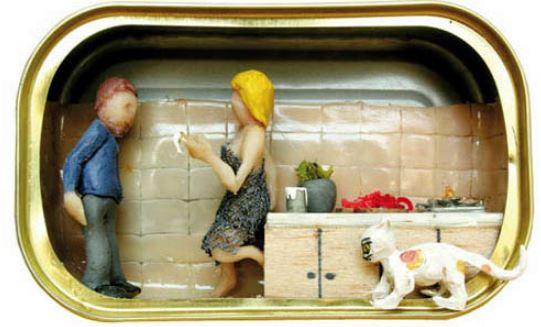 Nathalie Alony - clicca l'immagine per vedere altre micro-sculture