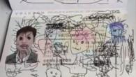 La prossima volta che andate all'estero con un bambino al seguito, prendetevi cura anche del vostro passaporto.Un uomo cinese e suo figlio di quattro anni sono bloccati in Corea del Sud perché il bambino, a quanto pare in vena di fare qualche disegno carino, ha utilizzato il passaporto di suo […]