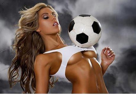 Sesso giocatori Mondiali di Calcio Brasile