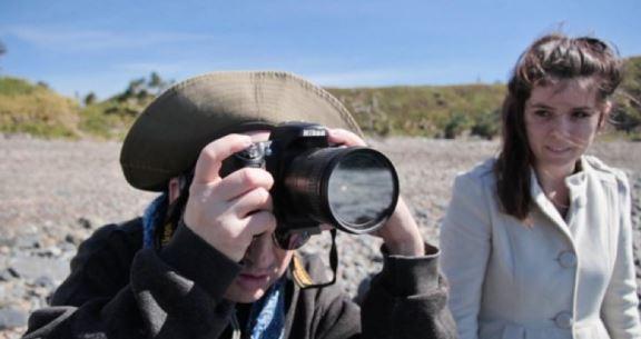 Brenden Borrellini fotografo sordo cieco