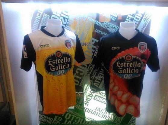 Club Deportivo Lugo magliette
