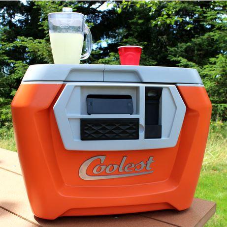 Coolest frigo portatile super tecnologico