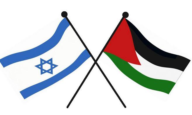 Israele Palestina bandiere