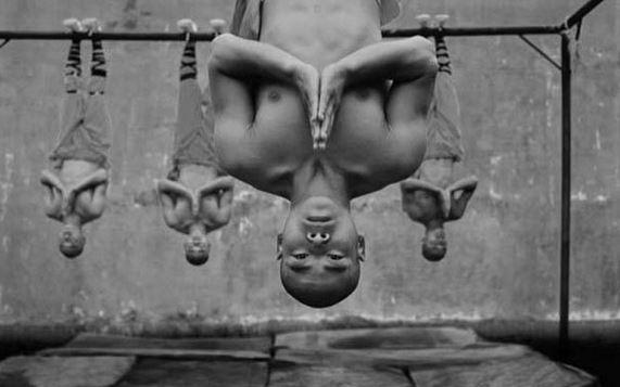 Monaci Shaolin addestramento