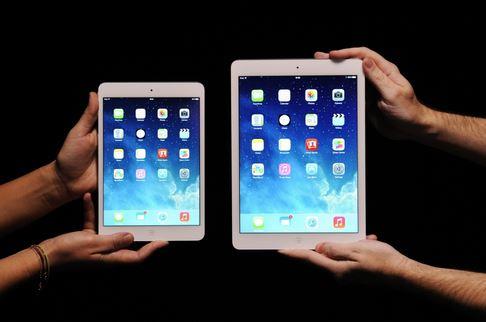iPad eruzioni cutanee