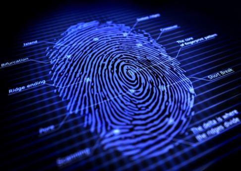 impronte digitali online monitoraggio utenti