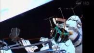 Il 18 agosto 2014 durante una passeggiata spaziale, il nanosatellite peruviano Chasqui-1 (non molto più grande di un Cubo di Rubik, misura 10 cm di lunghezza, pesa appena 2.2 chili, la sua missione è scattare foto della Terra in luce visibile e infrarossa) è stato lanciato a mano nello spazio […]