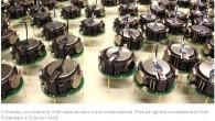 """Un esercito di migliaia di robot in miniatura in grado di organizzarsi collettivamente per creare disegni? E' questo l'incredibile progetto di un team di ricercatori dell'Università di Harvard, ha sviluppato """"Kilobots"""", piccoli e semplici robot in grado di comunicare tra loro per agire come un'unica entità e gestire le loro […]"""