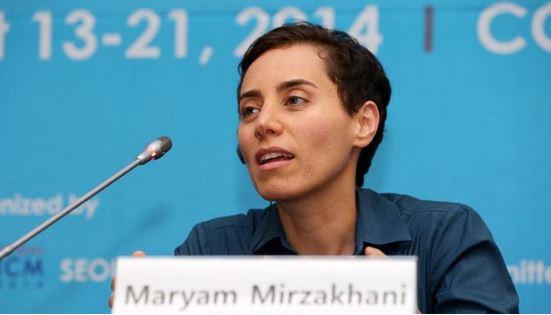 Maryam Mirzakhani prima donna a vincere medaglia Fields per la matematica