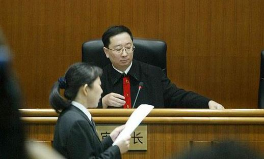 Tribunale cinese contro i figli viziati
