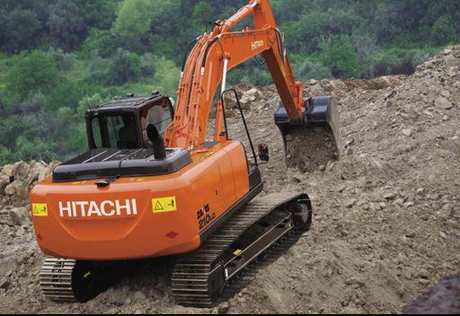 Hitachi ZX210 escavatore