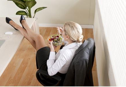 Pausa ideale diciassette minuti ogni 52 minuti di lavoro