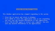 La schermata blu (detta anche Blue Screen, Blue Screen of Death o BSoD, ossia schermata blu della morte) in informatica è il nome dato comunemente alla schermata di colore blu mostrata da un computer con un sistema operativo Microsoft Windows quando si verifica un errore di sistema critico che non […]