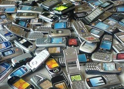 riciclo cellulari