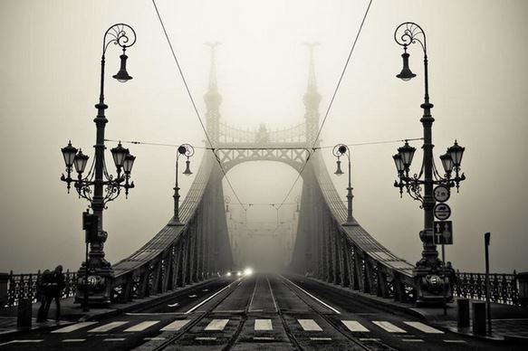 21) Ponte della Libertà, Budapest, Ungheria