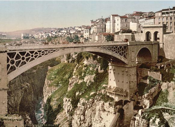 24) Ponte di Constantine, Algeria
