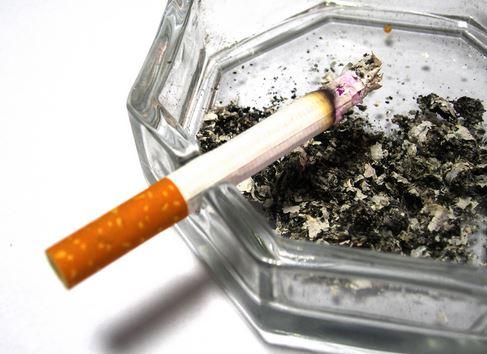 cenere sigaretta