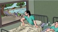Due uomini, entrambi gravemente malati, occupavano la stessa stanza d'ospedale.Ogni pomeriggio per un'ora un uomo aveva il permesso distare sollevato sul lettoper aiutare il drenaggio dei fluidi dal suo corpo. Il suo letto era vicino all'unica finestra della stanza. L'altro uomo doveva passare tutto il suo tempo a letto disteso […]
