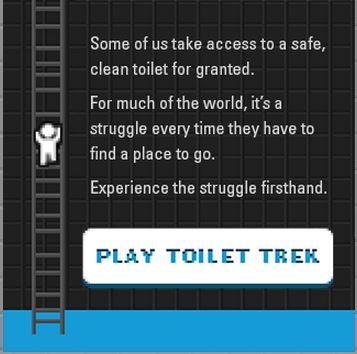 Gioco interattivo Toilet