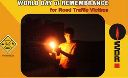 Giornata Mondiale del Ricordo delle Vittime della Strada