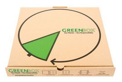 GreenBox contenitore pizza