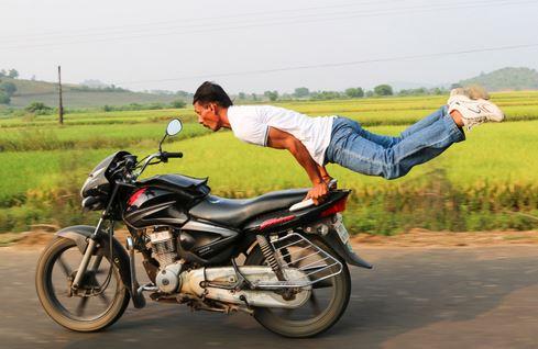 Gugulotu Lachiram - Moto yoga