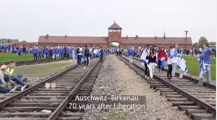 Auschwitz 70 anni dopo la liberazione