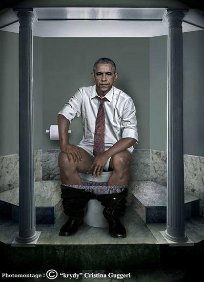 Cristina Guggeri - Barack Obama