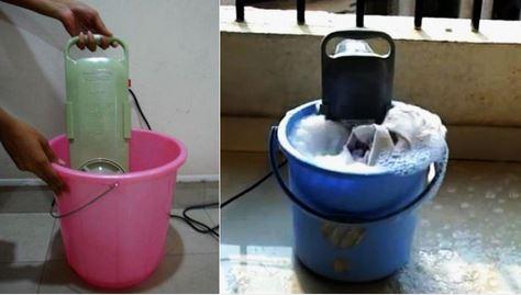 Venere la lavatrice tascabile