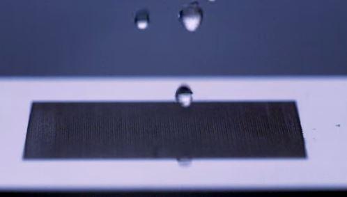 metallo idrofobico