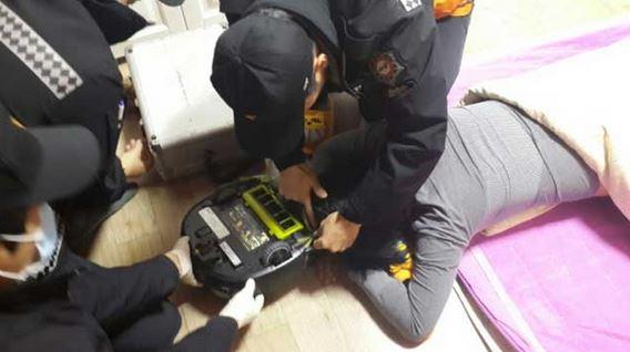 Aspirapolvere robot ha risucchiato i capelli di una casalinga coreana