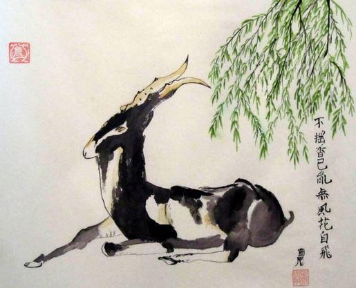 Capodanno cinese - 2015 anno della Capra